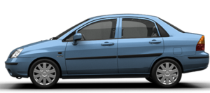 Диагностика подвески Suzuki Liana